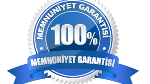 %100 MÜŞTERİ MEMNUNİYETİ